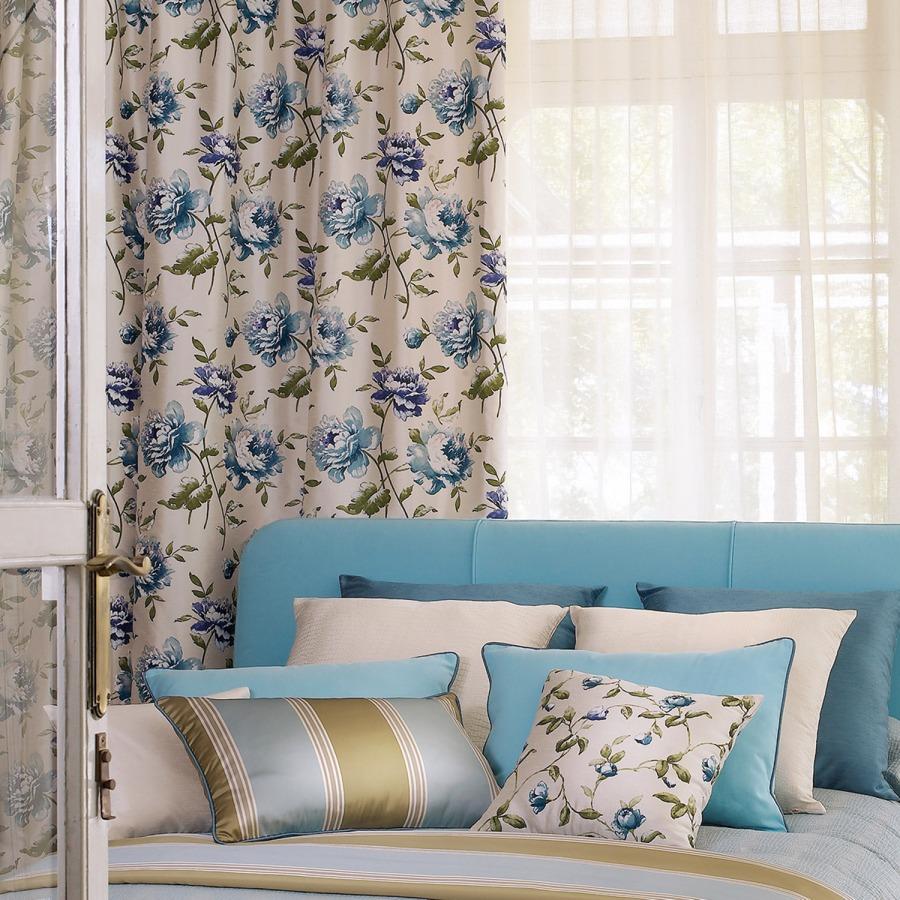 Ambiente en color turquesa - Villalba Interiorismo