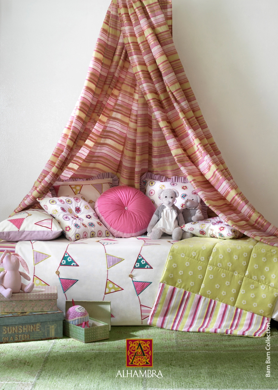 cama con dosel - Villalba Interiorismo