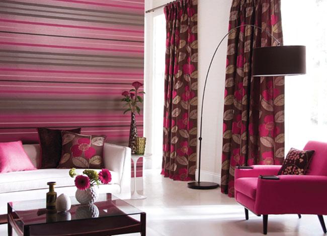 Papel pintado rayas horizontales - Villalba Interiorismo (3)