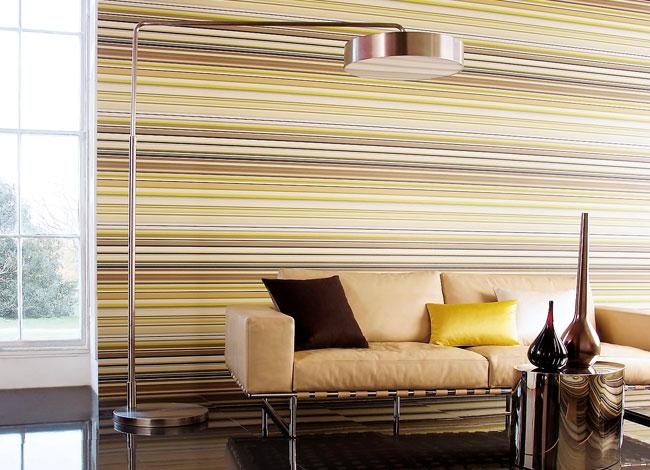 Papel pintado rayas horizontales - Villalba Interiorismo (7)