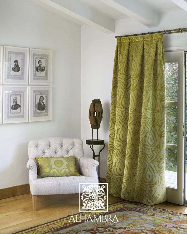 Telas de Alhambra - Villalba Interiorismo (6)