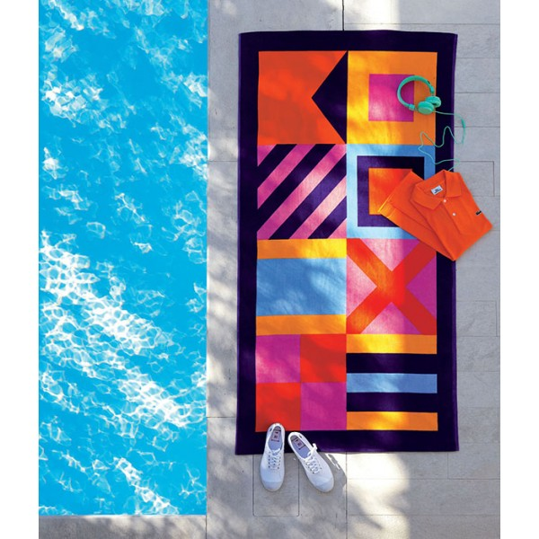 Toallas de playa con estilo villalba interiorismo - Toallas de playa originales ...