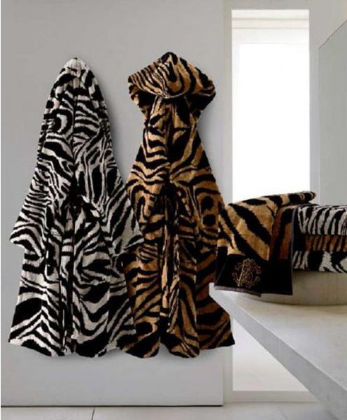 Albornoz Zebra de Roberto Cavalli - Villalba Interiorismo