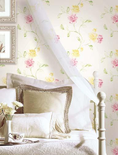 Dormitorio romántico - Villalba Interiorismo (5)