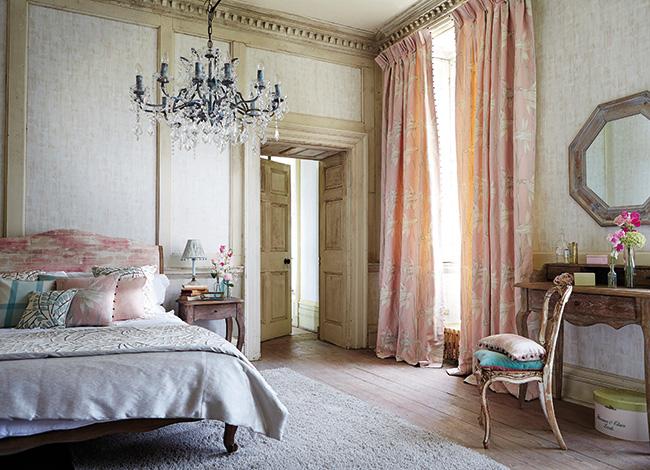 Dormitorio romántico - Villalba Interiorismo (7)