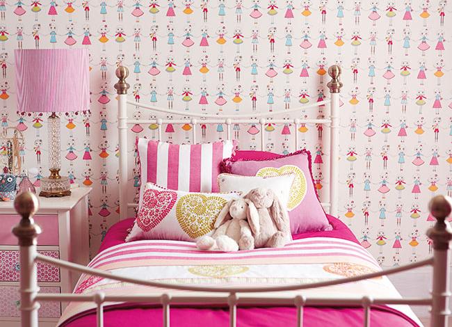 Habitación de niñas - Villalba Interiorismo