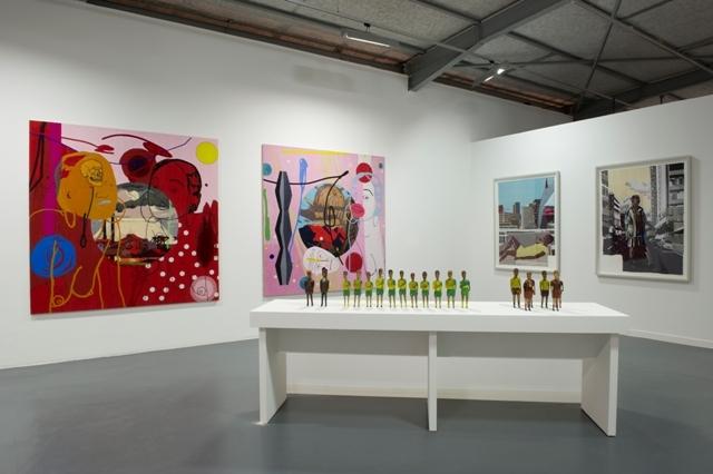 Salas de arte Paris - Villalba Interiorismo