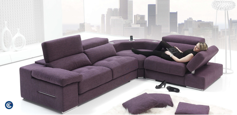 C mo elegir el sof para tu sal n villalba interiorismo - Como elegir sofa ...