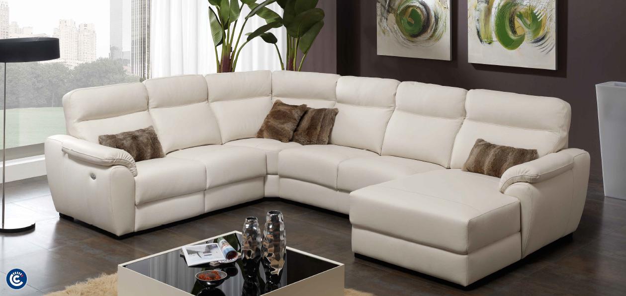 C mo elegir el sof para tu sal n villalba interiorismo - Sofa rinconera moderno ...