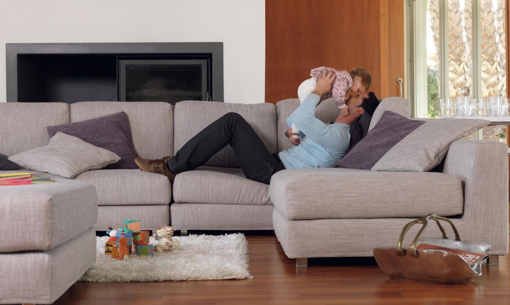 c mo elegir el sof para tu sal n villalba interiorismo. Black Bedroom Furniture Sets. Home Design Ideas