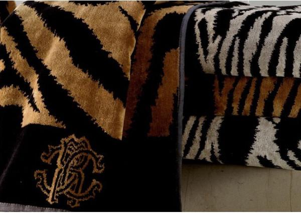 Toallas Zebra de Roberto Caballi - Villalba Interiorismo