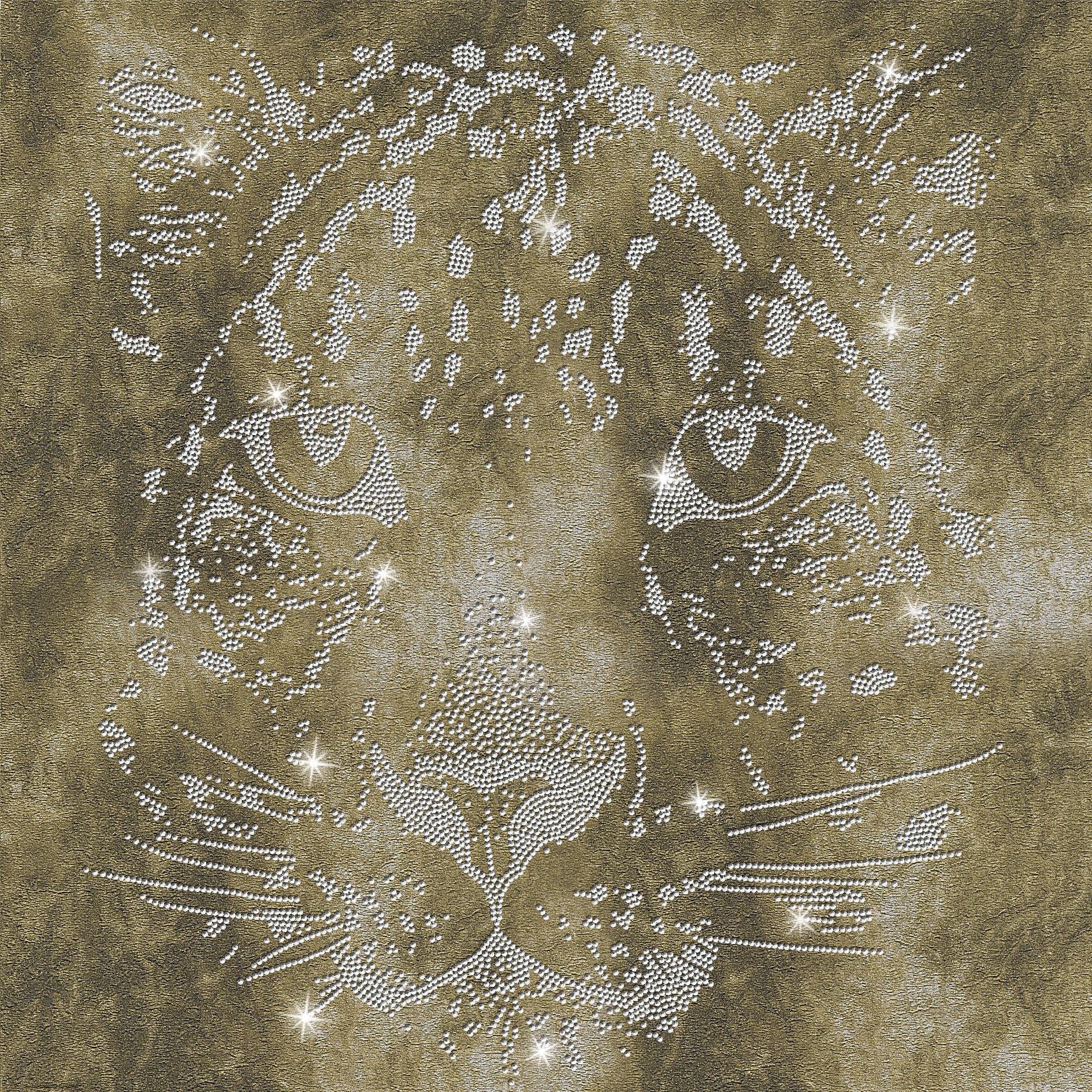El lujo en el papel pintado dise ado por roberto cavalli for Marcas de papel pintado