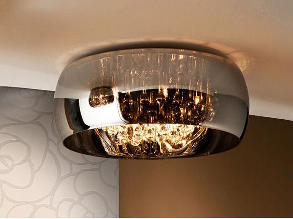 Una l mpara moderna con mucho estilo de schuller for Moderne deckenlampen