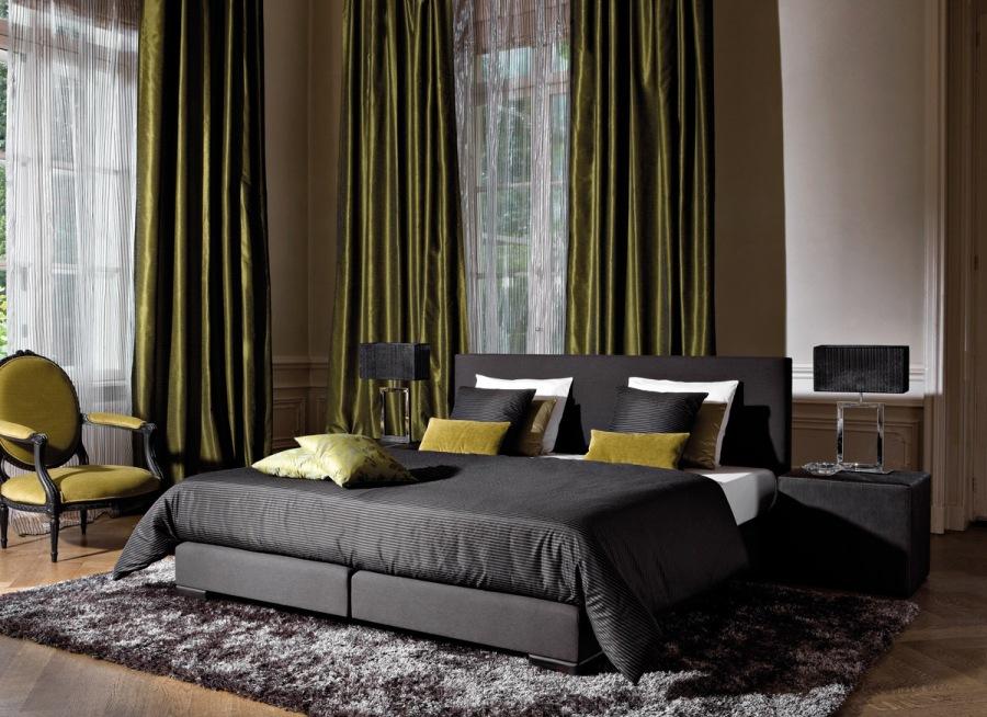 Habitación con toques de color - Villalba Interiorismo (2)
