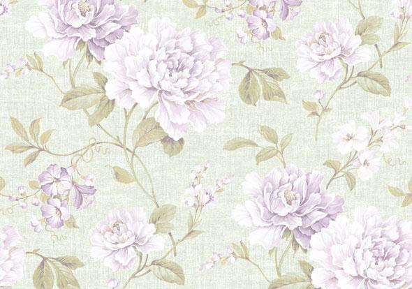Papel pintado flores Saint Honoré - Villalba Interiorismo (3)