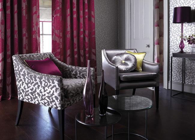 Salón con toques de color - Villalba Interiorismo (3)