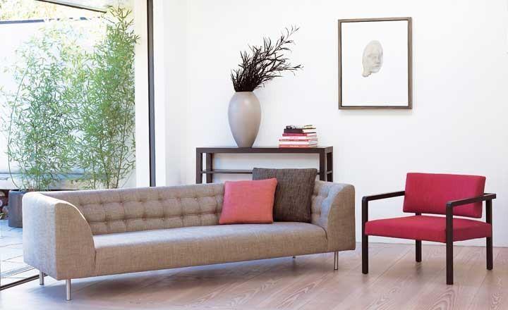 Salón con toques de color - Villalba Interiorismo (4)