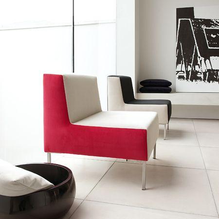 Tapizado rojo - Villalba Interiorismo (2)
