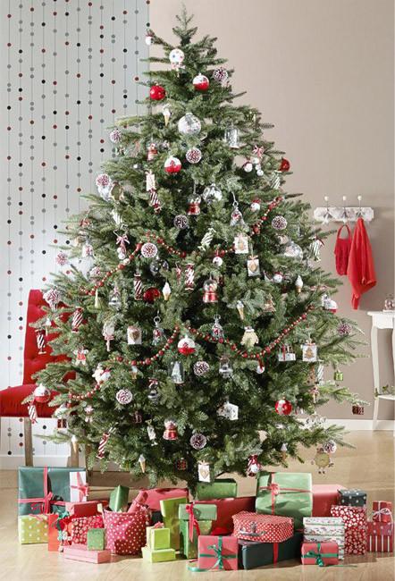 Árbol de Navidad para niños - Villalba Interiorismo