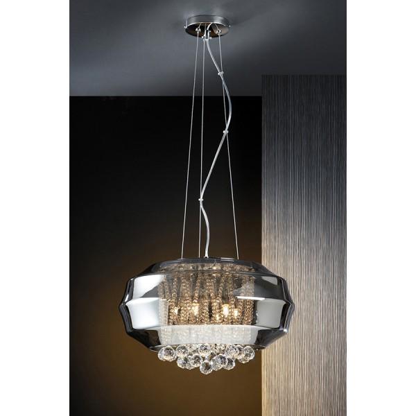 Distinci n en tu sal n l mparas de techo modernas - Casas de lamparas en barcelona ...