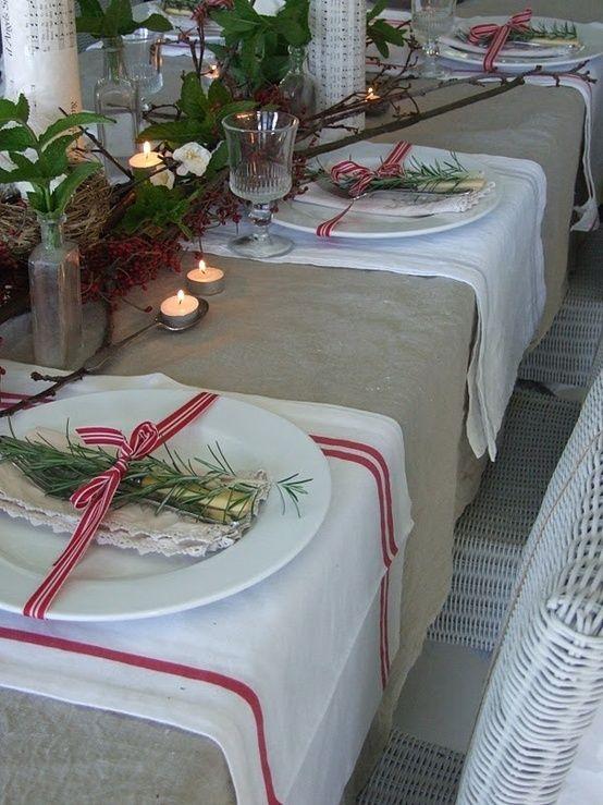 Decoración mesa de Navidad - Villalba Interiorismo (10)