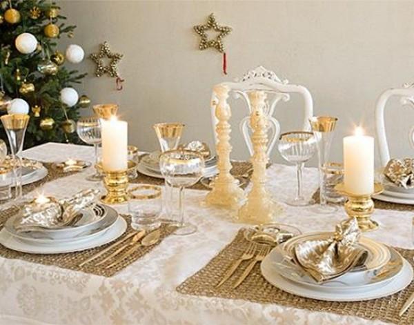 Decoración mesa de Navidad - Villalba Interiorismo (11)