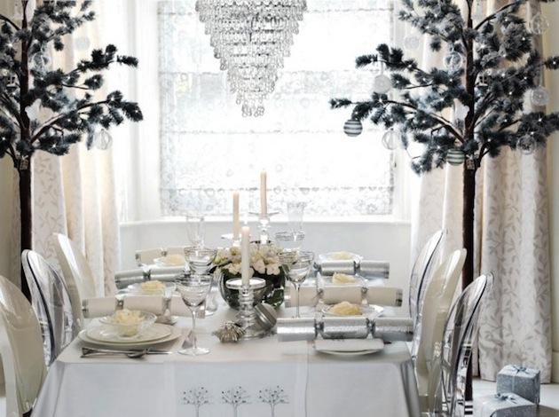 Decoración mesa de Navidad - Villalba Interiorismo (12)