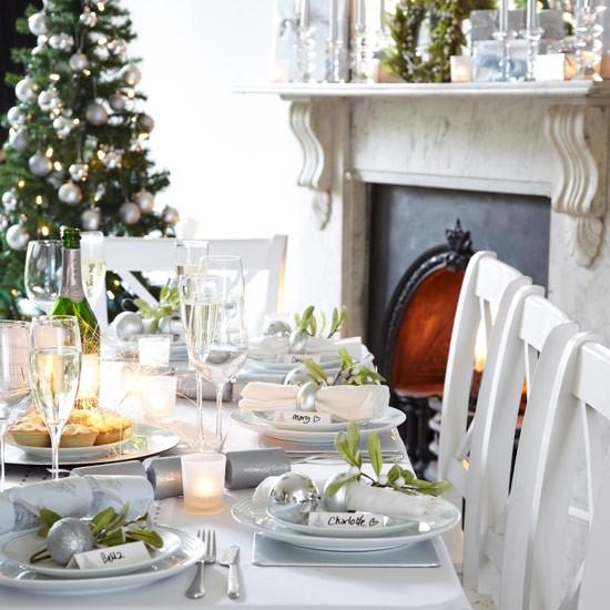 Decoración mesa de Navidad - Villalba Interiorismo (13)