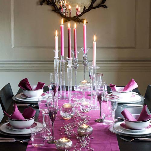 Decoración mesa de Navidad - Villalba Interiorismo (4)