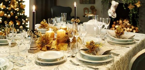 Decoración mesa de Navidad - Villalba Interiorismo (7)