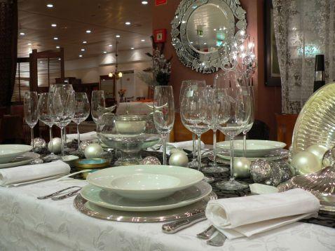 Decoración mesa de Navidad - Villalba Interiorismo (8)