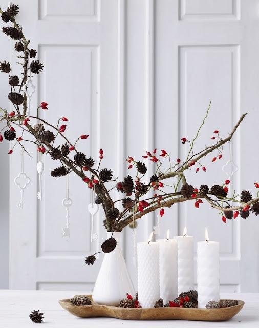Detalles para decorar la navidad villalba interiorismo for Detalles de navidad