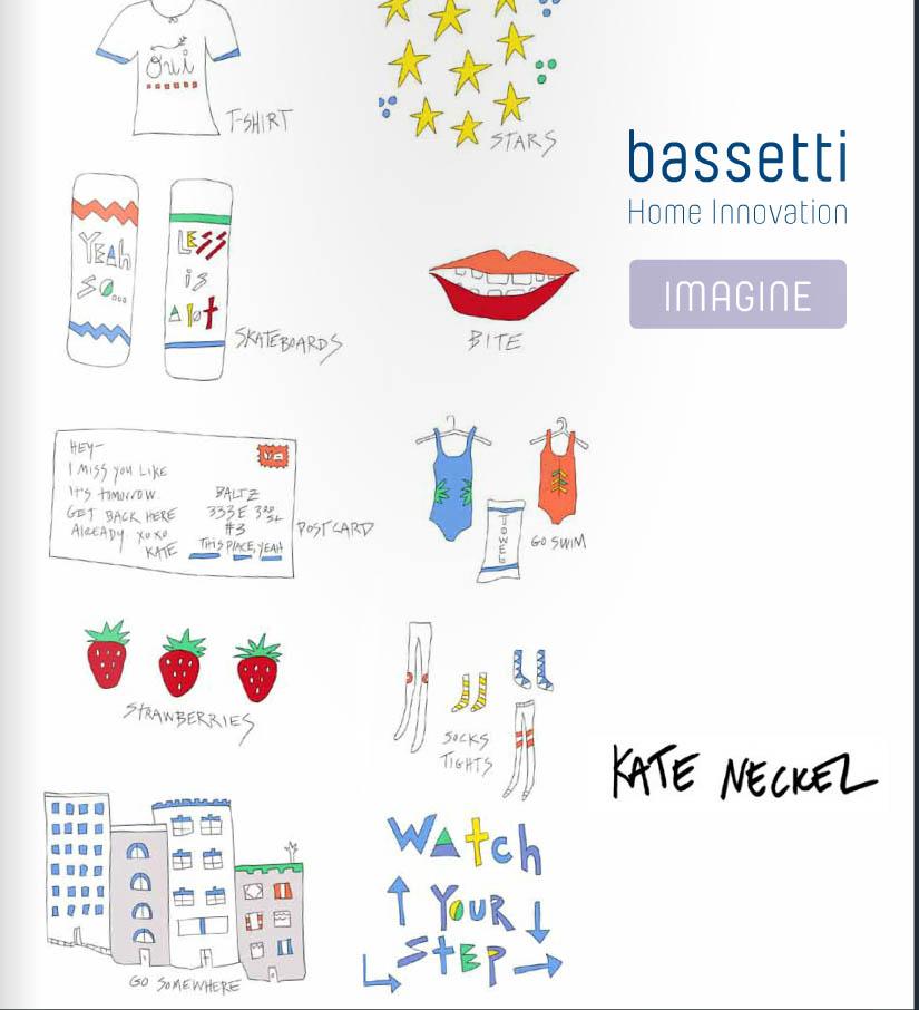 Kate Neckel de Bassetti - Villalba Interiorismo