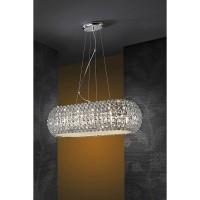 Distinción en tu salón: lámparas de techo modernas