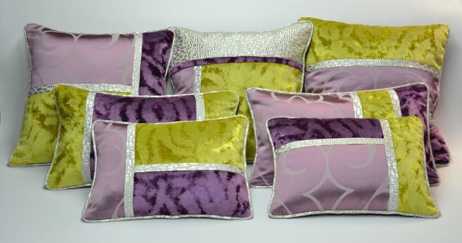 Cojines patchwork - Villalba Interiorismo (2)