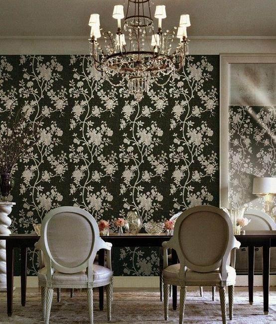 Repasando el a o 2013 2 parte villalba interiorismo for Papel pintado salon comedor