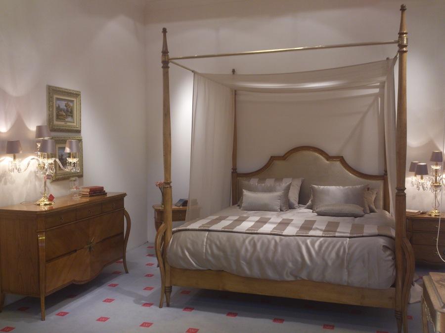 Dormitorio feria mueble Zaragoza - Villalba Interiorismo