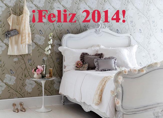 Dormitorio romántico - Villalba Interiorismo (6)