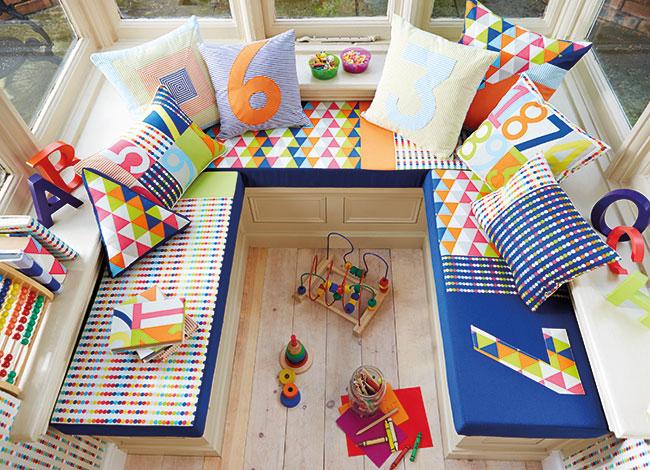 Habitación de juegos - Villalba Interiorismo