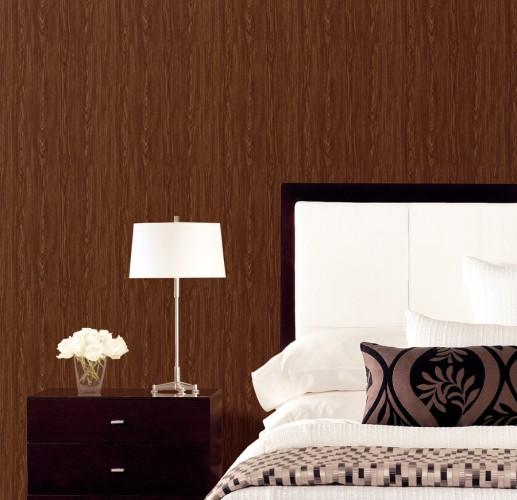 Papel pintado madera - Villalba Interiorismo