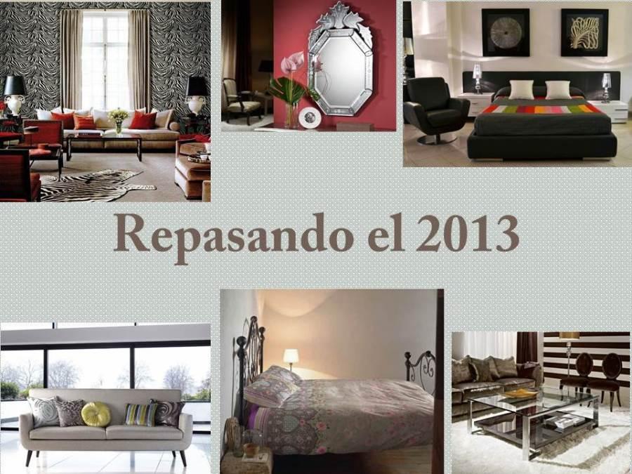 Repasando el 2013 - Villalba Interiorismo