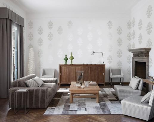 Salón relajante - Villalba Interiorismo