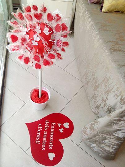 Feliz san valent n villalba interiorismo - Decoracion para san valentin ...