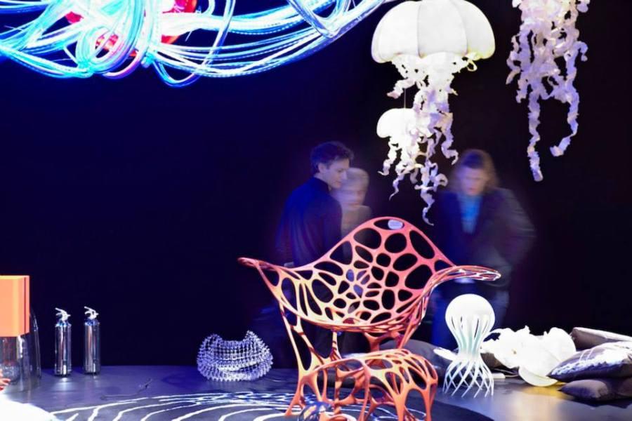 Feria del diseño Paris - Villalba Interiorismo