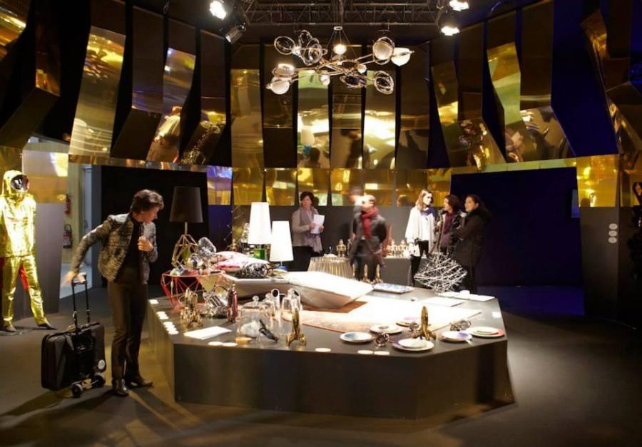 Feria diseño Paris - Villalba Interiorismo