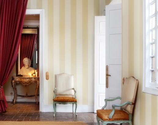 Elegantes papeles pintados de coordonn villalba for Papel pintado entrada