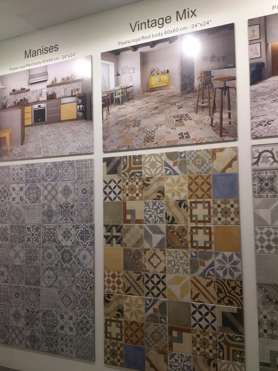 Pavimento Vintage de Geotiles - Villalba Interiorismo