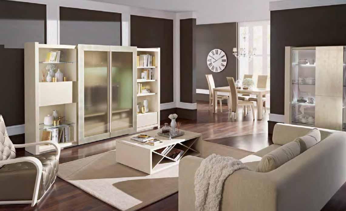 Consejos para descubrir tu estilo villalba interiorismo for Cortinas para salon clasico