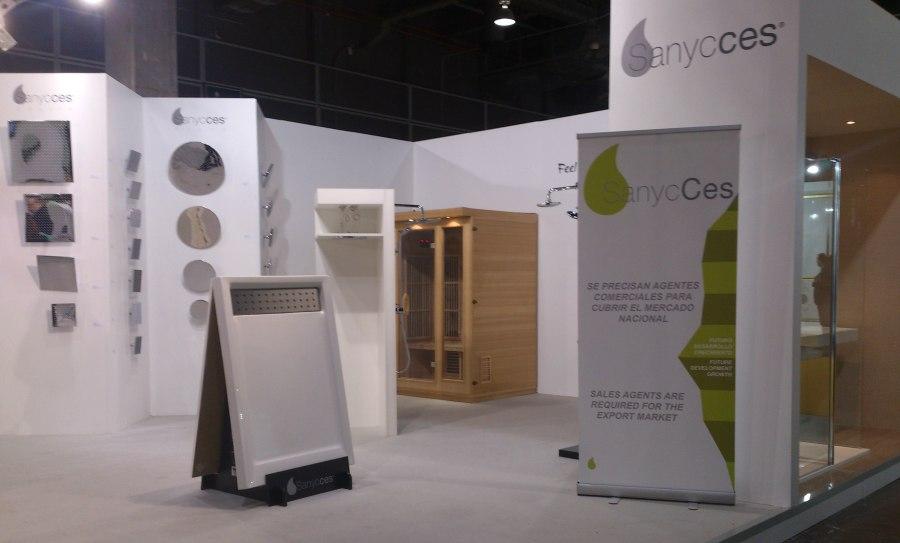 Sanyc Ces en Cevisama 2014 - Villalba Interiorismo
