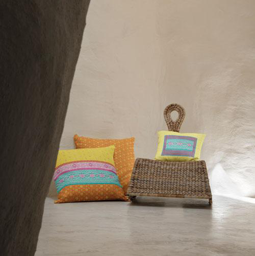 Cojín Cortona v.4 - Villalba Interiorismo